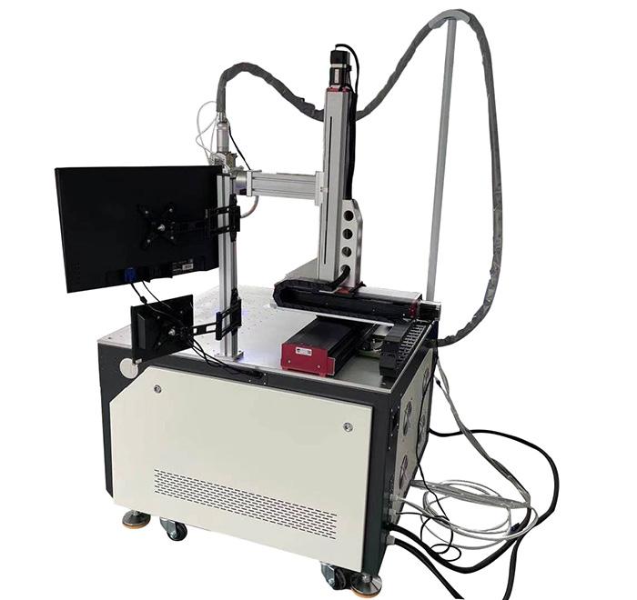 吊臂式模具激光焊接机